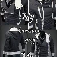 Jaket Harazumi Grey