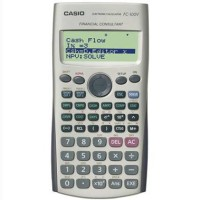Casio FC 100V - Financial Calculator
