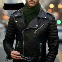harga jaket kulit motor/jaket kulit murah/jaket kulit touring/ramones Tokopedia.com