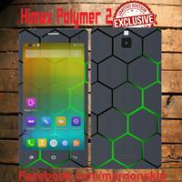 Garskin Himax Polymer 2 Motif Carbon Lebah