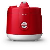 Magic Com Rice Cooker Philips HD 3127/32 Kap. 2 LITER - Warna Merah