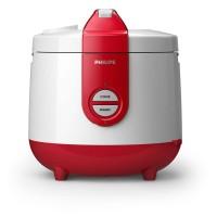 Magic Com Rice Cooker Philips HD 3118/32 Kap. 2 LITER - Warna Merah