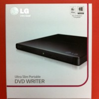Ultra Slim Portable DVD Writer External LG/DVDRW Eksternal LG