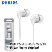 Philips In-Ear Phone SHE 3590 WT/10