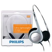 Philips SHL 140 Over Ear SHL140 Lightweight Headphones