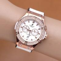 jam tangan wanita Hublot premium (nikita willy)