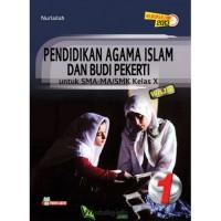 harga Pendidikan Agama Islam Dan Budi Pekerti Sma-ma/smk Kelas X (wajib) Kur Tokopedia.com