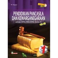 harga Buku Pkn Sma-ma/smk Kelas X (wajib) Kurikulum 2013 (m. Taupan) Tokopedia.com