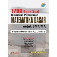 harga 1700 Bank Soal Bintap Matematika Dasar Sma/ma/yrama Widya/suwah S Tokopedia.com