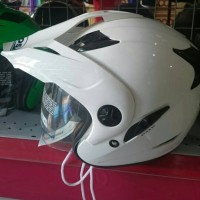 Helm MDS CV Pro Putih