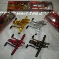 harga Underbone Agras Model M-sato Gen I New Vixion Tokopedia.com