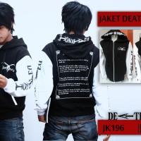 jaket anime hoodie deathnote (heartlesshop)
