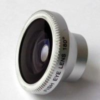 Universal Fisheye Detachable Lens
