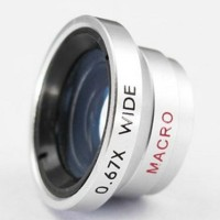Universal Macro and Wide Angle Detachable Lens