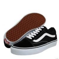 Sepatu Vans Old Skool Hitam