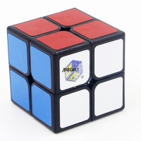 White Base GRATIS Rubik 3x3x3 ukuran kecil Magic Cubic Rubik's Box Licin.