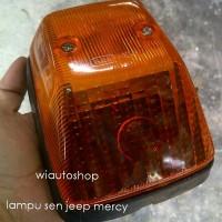 Lampu Sen Jeep Mercy 2F Hardtop