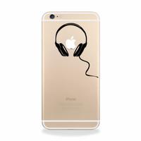 Jual Safira Decal Sticker Iphone Ear Phone Murah