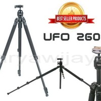 Tripod Excell Ballhead UFO 260 + Tas
