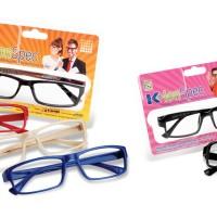 Kacamata Terapi /Kesehatan ,Keren , Trendi, Gaul / K-IonSpec