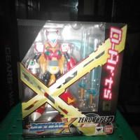 Bandai D-Arts Rockman X ZERO TYPE 2 jap version