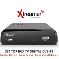 Xtreamer Set Top Box DVB-T2 BIEN2 and Media Player