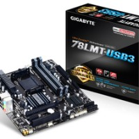 Gigabyte GA-78LMT-USB3 (AM3, AMD 760G, DDR3) HARGA SREMPET BRO