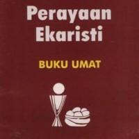 Buku TPE Kecil untuk Umat Tata Perayaan Ekaristi 11x15 cm