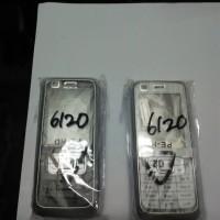 Casing / Kesing Fullset / Full Set Nokia 6120C 6120 C Classic ORI Cina