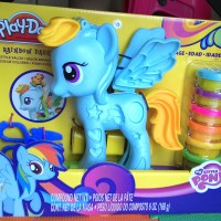 Play Doh Rainbow Dash - PD-0005