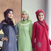 Kaos Muslimah Ukhti, Busana MUslim Atasan, Atasan MUslimah Ukhti U140