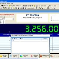 Software Toko/Minimarket FMart POS2 (Retail)+Source Code Banyak Bonus