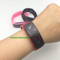 Jam Tangan LED ADIDAS / NIKE / PUMA Digital ELASTIS MAGNET
