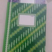 Buku Folio 200 OKEY Batik
