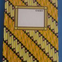 Buku Oktavo 100 OKEY Batik