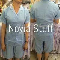 harga Baju Babysiter/baju Perawat Bayi/baju Suster/babysister Tokopedia.com