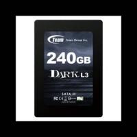 SSD TEAM DARK L3 240GB SATA3 - T253L3240GMC101 (L3)