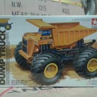 tamiya 1:32 mammoth dump truck