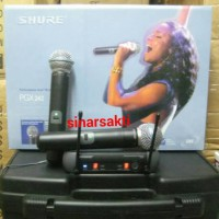 Mic wireless shure PGX 242