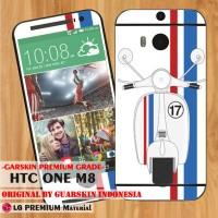 harga [original] Premium Garskin Htc One M8 - Scooter Vespa Skin Tokopedia.com