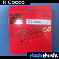 harga Senar R Cocco untuk Bass 5 Senar (45-125) ,Handmade String Tokopedia.com