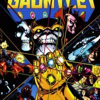 Infinity Gauntlet TP - Marvel Comics
