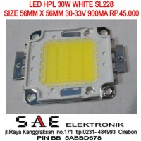 harga 30w High Power Led Luxeon Tokopedia.com