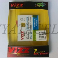 Andromax U2 2800mAh Baterai/Batre Vizz Double Power Smartfren Max