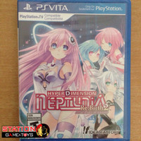 PSVita Hyperdimension Neptunia Rebirth 2 Sister Generation