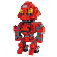 harga LOZ Lego Nano Block Nanoblock Transformers Sentinel Prime Tokopedia.com