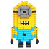 LOZ Lego Nano Block Nanoblock Minion Stuart