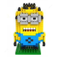 LOZ Lego Nano Block Nanoblock Minion Dave