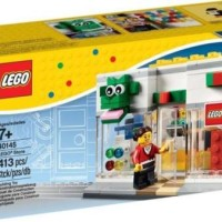 LEGO STORE - 40145 Brand Retail Exclusive Promo Toy Set Building Rare