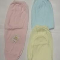 Celana Panjang Bayi NewBorn Tutup kaki Merk Conoco 3Pcs